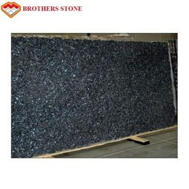Blue Pearl Granite Stone Tiles Slabs Customized Size CE
