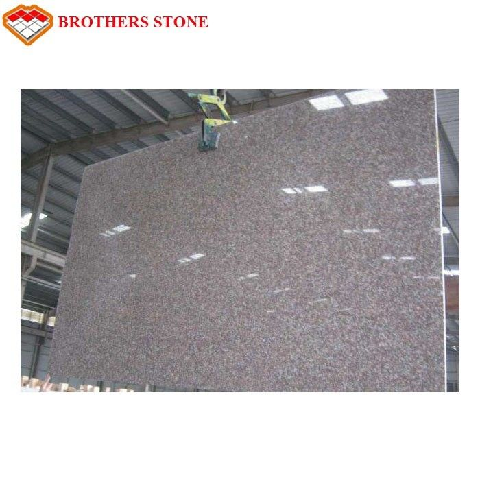 Cut - To - Size Polished Granite Stone G687 Heat And Scratch Resistant