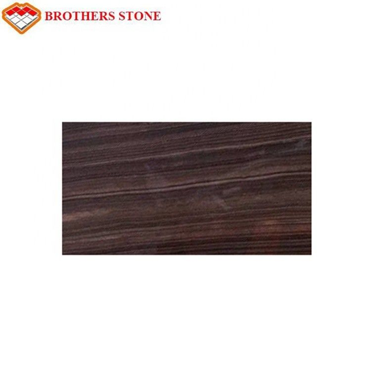 Hot sale Italy Obama wood marble slab marble block price floor tiles and marbles